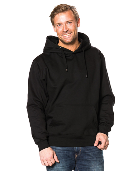 Label Free <br> Hooded Sweat