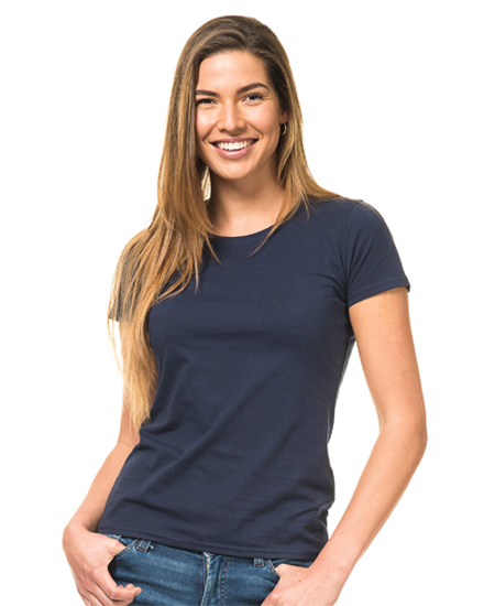 Label Free <br> Lady Cam Tee